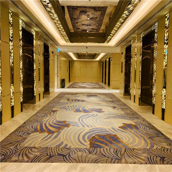 thảm trải khach sạn cao cấp 2019