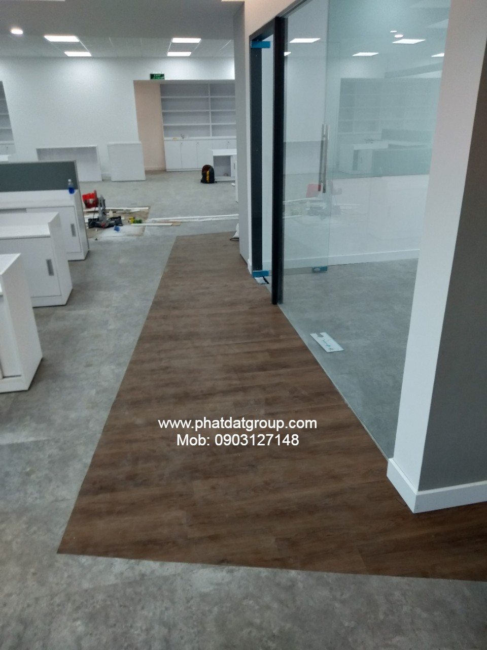sàn nhựa giả gỗ wood