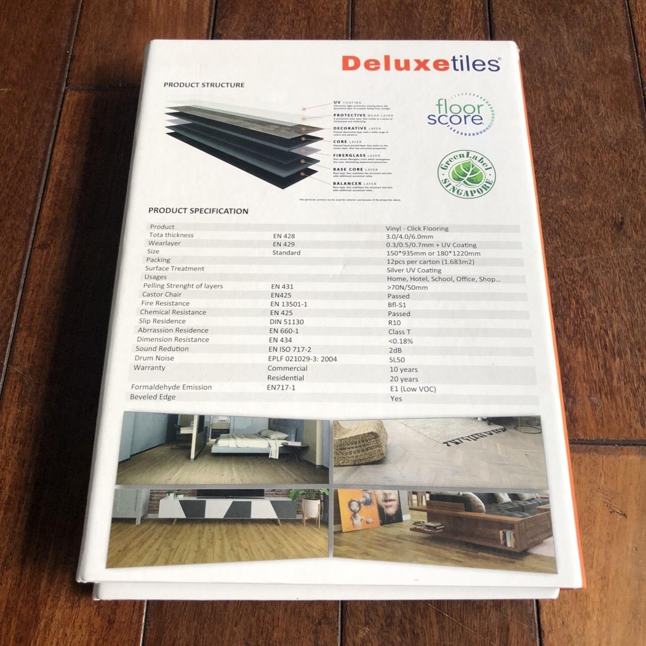 Bìa cataloge specs Deluxe