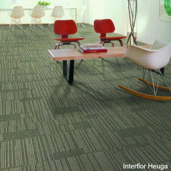 thảm tấm Heuga